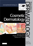 Cosmetic Dermatology cover